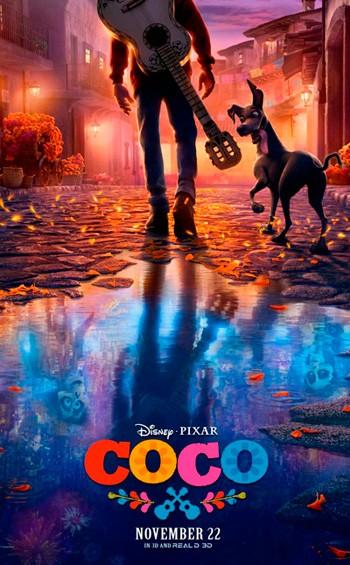 Cartel de la película COCO